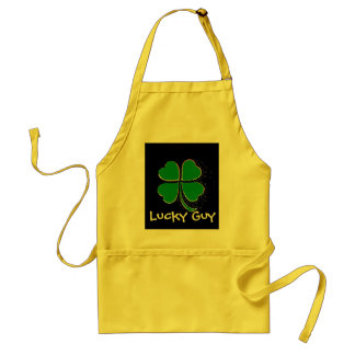 Lucky Guy Aprons