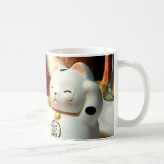 Lucky Guy Classic White Coffee Mug