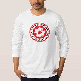 Lucky Habanero Mens Long Sleeve T-Shirt
