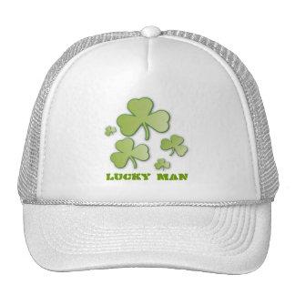 Lucky Mesh Hat