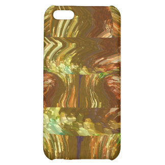 Lucky High Energy Golden Crystal iPhone 5C Cases