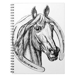 Lucky Horse Notebook