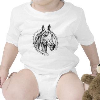 Lucky Horse Tshirt