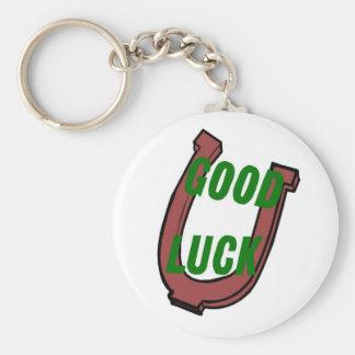 Lucky Horseshoe - Keychain