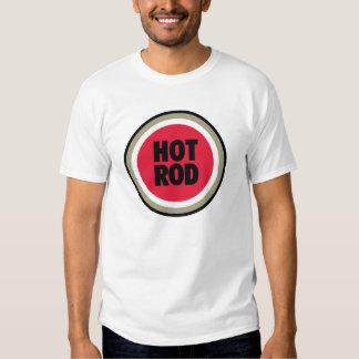 Lucky Hot Rod! Tee Shirt