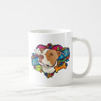 Lucky in Love Classic White Coffee Mug