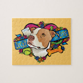 Lucky in Love Jigsaw Puzzle