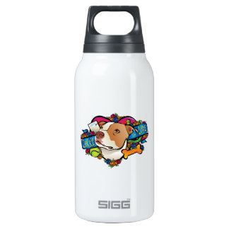 Lucky in Love Thermos Bottle
