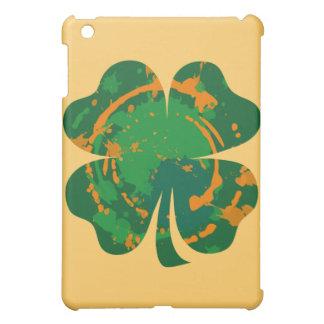 Lucky Ink Clover  iPad Mini Cover