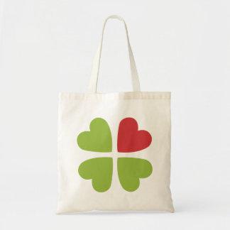 Lucky Irish Clover bag