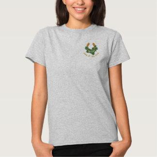 Lucky Irish Embroidered Shirt