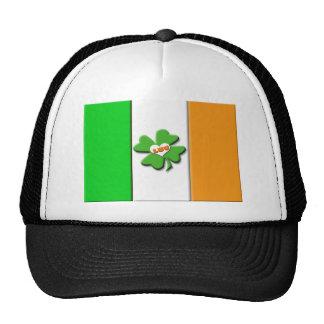 Lucky Irish Flag Trucker Hat