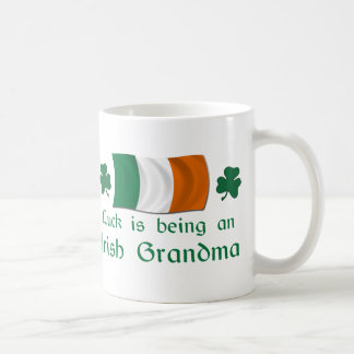 Lucky Irish Grandma Coffee Mug
