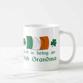 Lucky Irish Grandma Coffee Mug