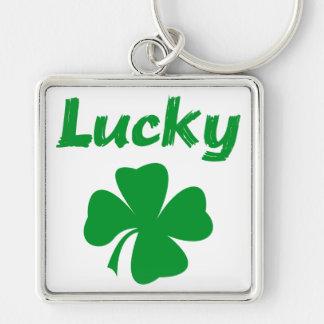 Lucky Irish Key Chains