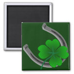 Lucky Irish Magnet Shirt St. Patrick's Home Decor
