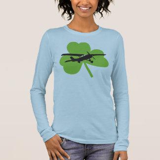 Lucky Irish Pilot Long Sleeve T-Shirt