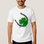 Lucky Irish Shirt St Patrick's T-shirt Lucky Shirt