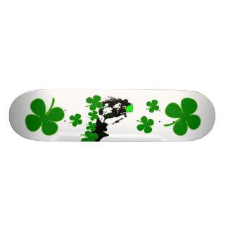 Lucky Irish Skateboard