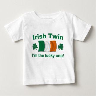 Lucky Irish Twin Baby T-Shirt