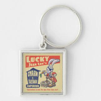 Lucky Jean-Luc's Keychain
