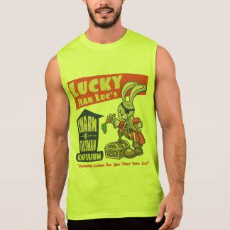 Lucky Jean-Luc's Sleeveless T-shirt