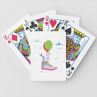 Lucky Journey Bicycle Playing Cards