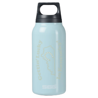 Lucky Kentucky Insulated Water Bottle