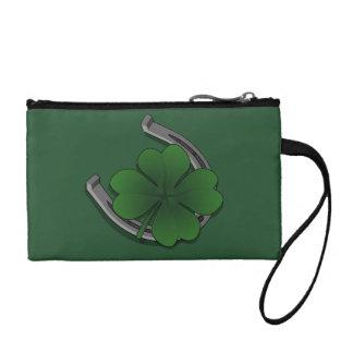 Lucky Key Coin Clutch Lucky Charm Bag