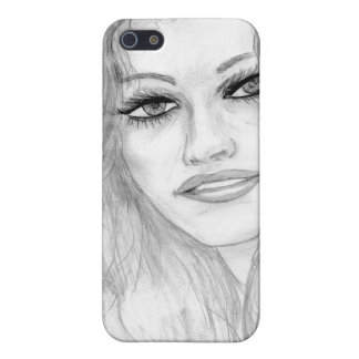 Lucky Lady iPhone SE/5/5s Case