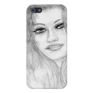Lucky Lady iPhone SE/5/5s Cover