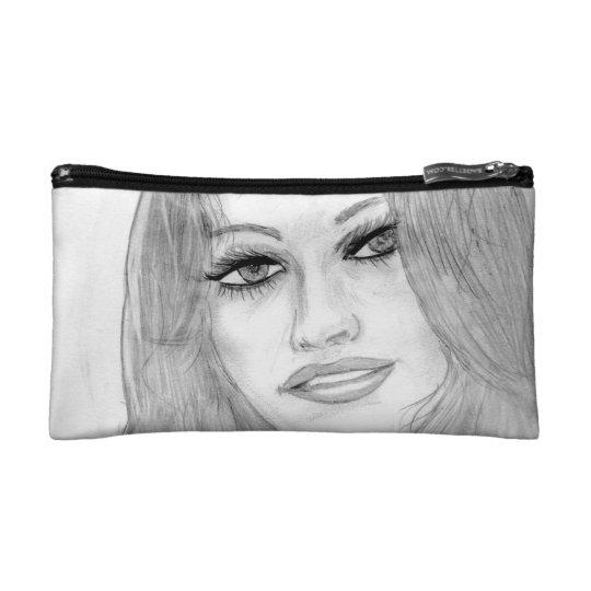 Lucky Lady Makeup Bag