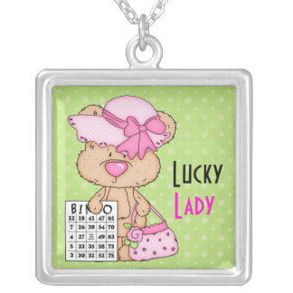Lucky Lady  Necklace