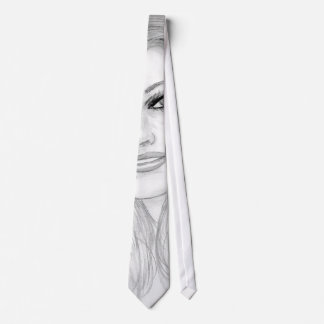 Lucky Lady Upclose Tie