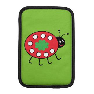 Lucky Ladybird  iPad Mini  Vertical iPad Mini Sleeves