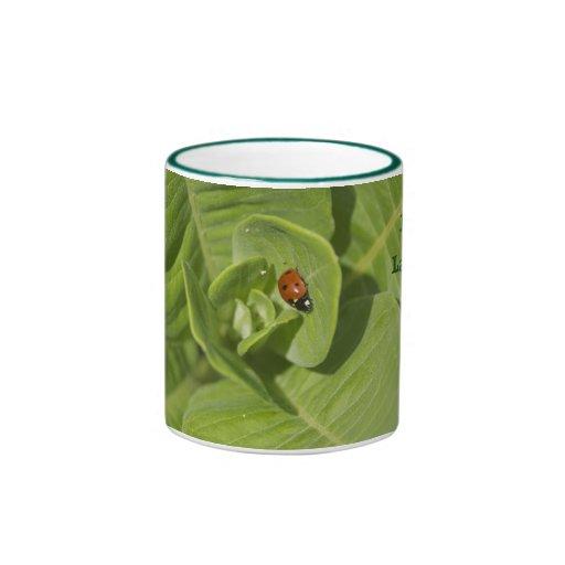 Lucky Ladybug Mug