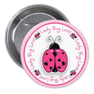 Lucky Ladybug - SRF Button