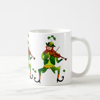 Lucky Leprechaun Coffee/Tea Mug