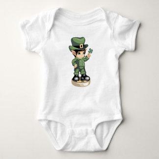 Lucky Leprechaun Infant Creeper