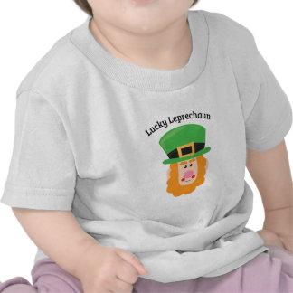 Lucky Leprechaun T Shirts