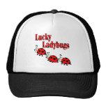 Lucky Little Ladybugs Trucker Hat