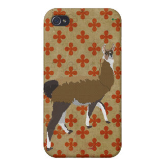 Lucky Llama iPhone Case iPhone 4 Covers