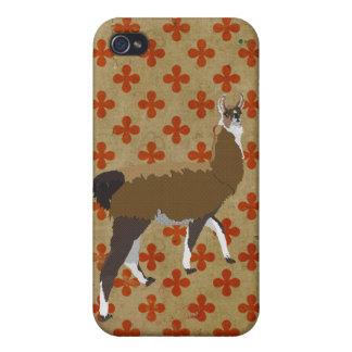 Lucky Llama iPhone Case iPhone 4/4S Case