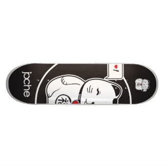 LUCKY LOVE SKATEBOARD DECK