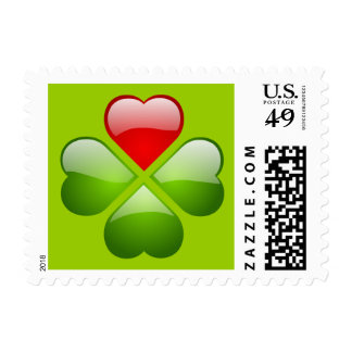 Lucky Love stamps