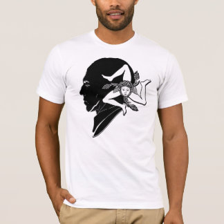 Lucky Luciano   Cosa Nostra T-Shirt