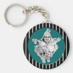 Lucky Metal Ekeko Keychain