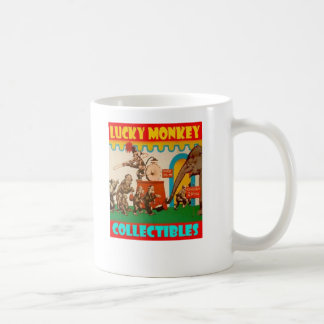 LUCKY MONKEY COLLECTIBLES Coffee Mug