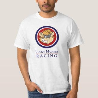 Lucky Monkey Racing T-Shirt