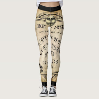 Lucky Mystic Oracle Board Leggings